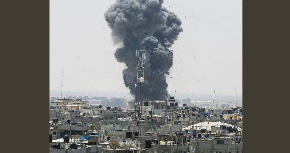 Bombardamenti aerei israeliani sulla Striscia di Gaza: uccisi 2 ragazzini. 12 i feriti