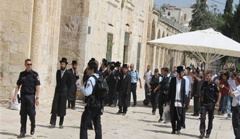 Gerusalemme, 118 coloni invadono al-Aqsa