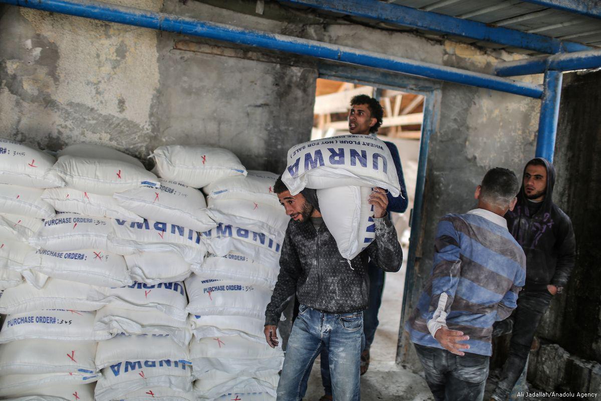 La strumentalizzazione degli aiuti umanitari impoverisce i palestinesi