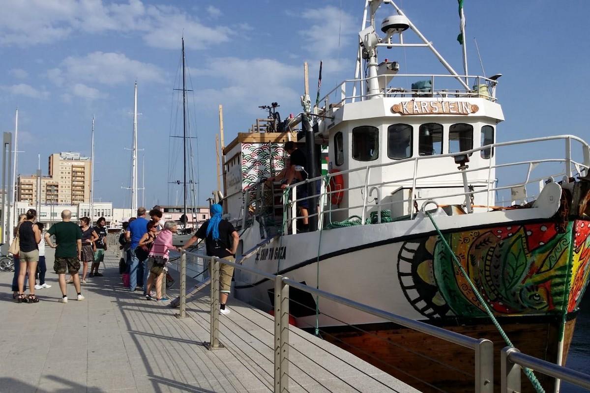 Preoccupazione per la sorte degli attivisti della Freedom Flotilla attaccata da Israele