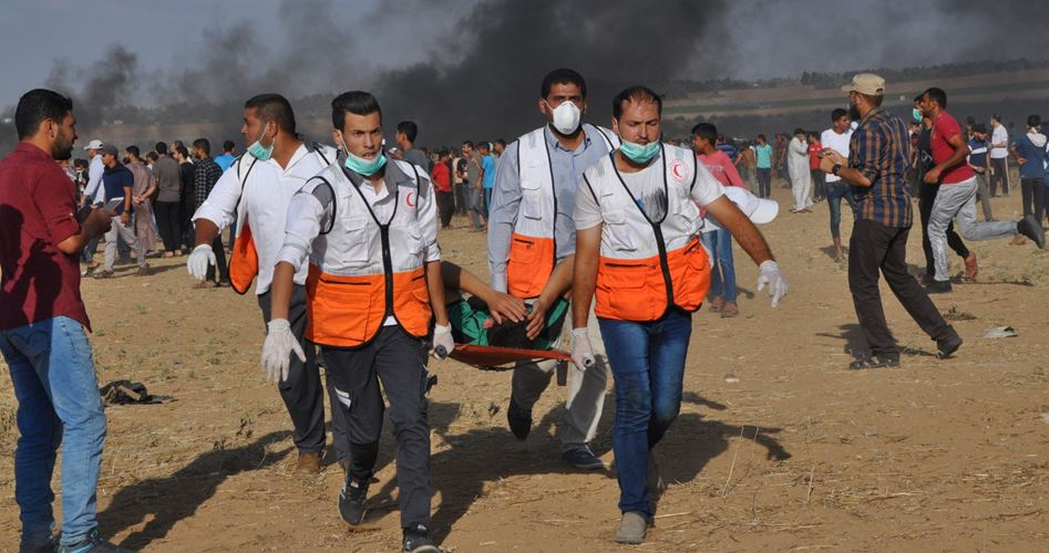 L'esercito israeliano ferisce 3 palestinesi ai confini di Gaza