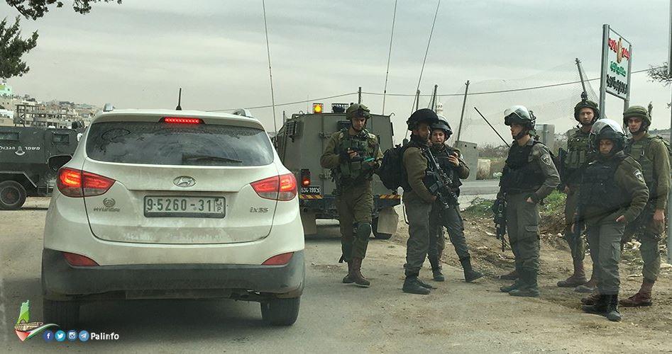 Campagne di invasioni e arresti in Cisgiordania da parte delle forze di occupazione