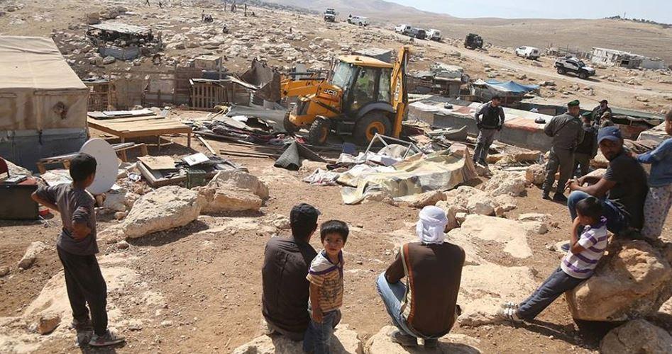 B'Tselem: il trasferimento forzato dei Beduini Palestinesi da parte di Israele è un crimine di guerra