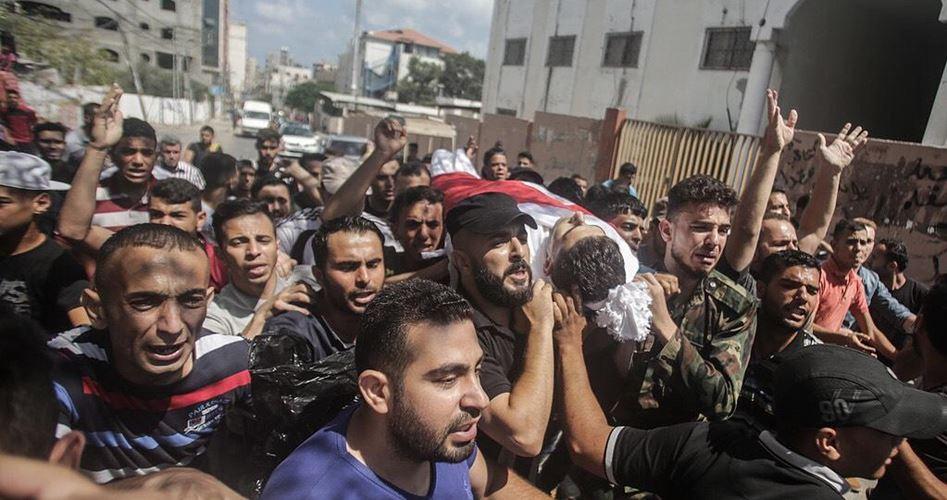Muore giovane palestinese ferito dai soldati israeliani il 14 maggio