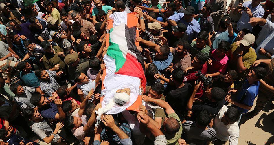 Striscia di Gaza, muore ragazzino ferito alla testa dalle forze israeliane. 145 le vittime in 3 mesi di proteste