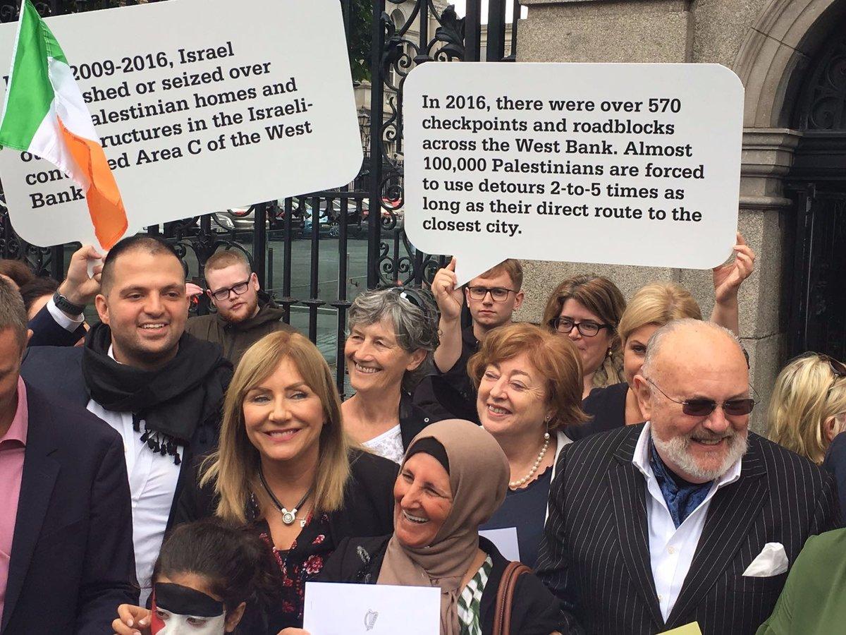 In Irlanda approvato disegno di legge su BDS