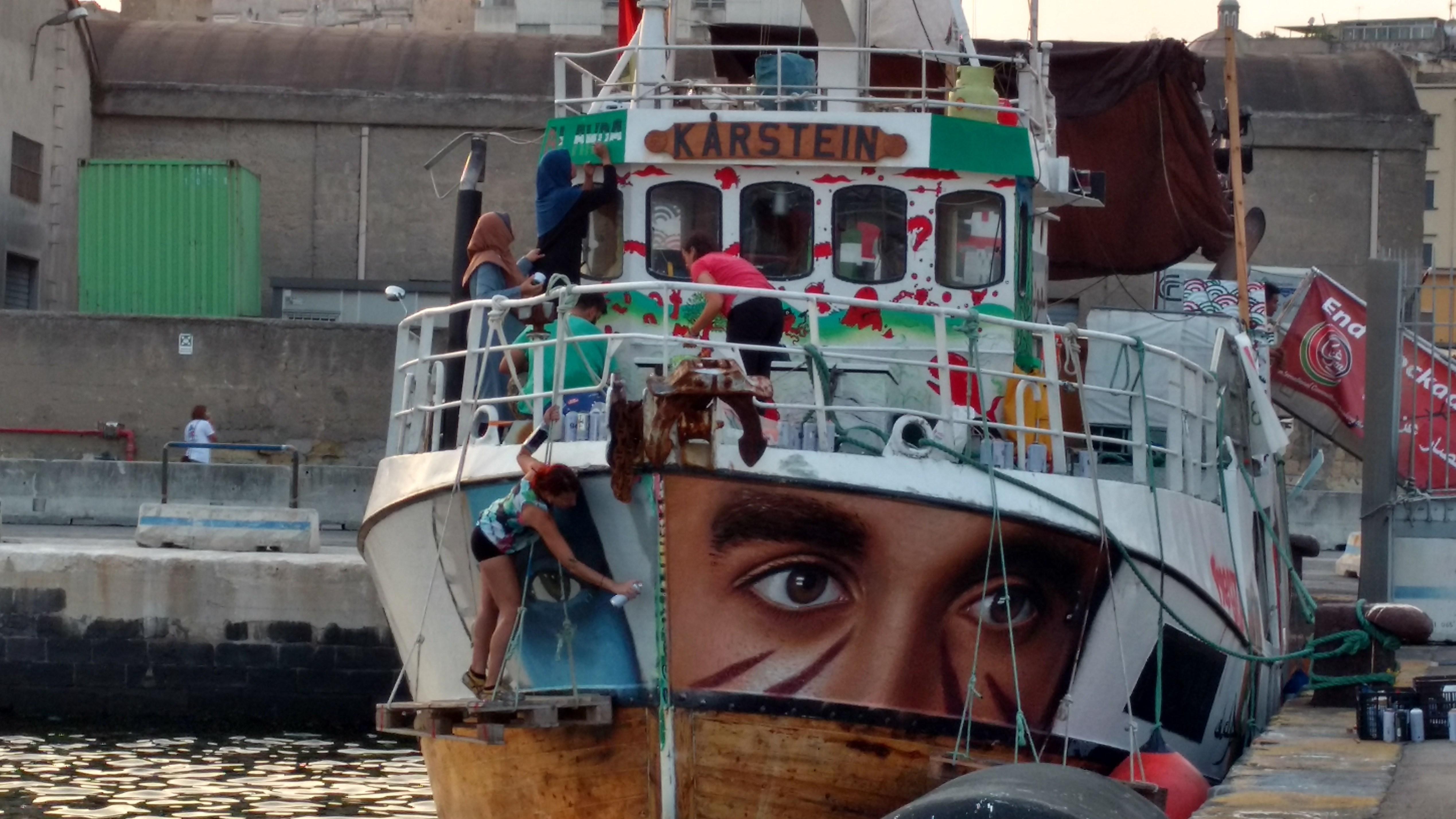 Freedom Flotilla: la nave Al Awda dirottata dalla marina da guerra israeliana