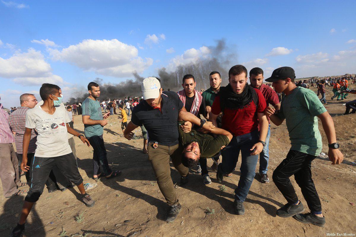 """""""L'occupazione agisce senza deterrenza a Gaza"""""""