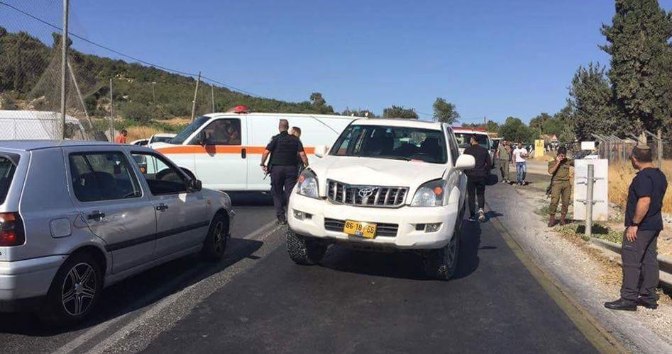 Anziano palestinese ucciso da colono alla guida di un'auto