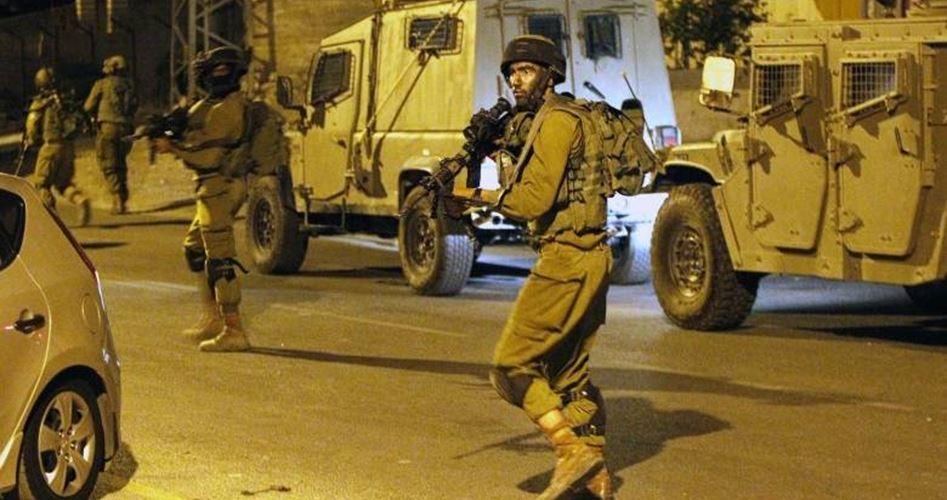 85 palestinesi arrestati a Hebron nel mese di luglio