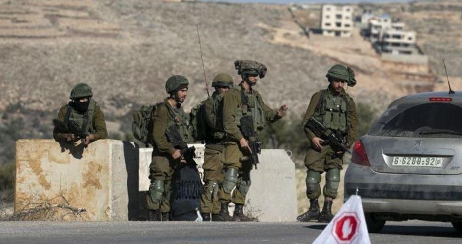 Le forze israeliane chiudono l'accesso a cittadina palestinese