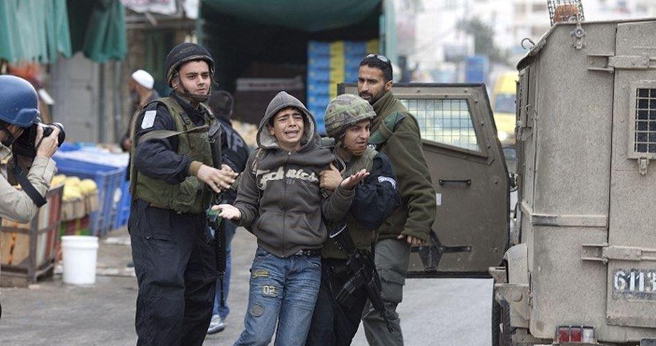 300 minorenni palestinesi privati del diritto all'istruzione
