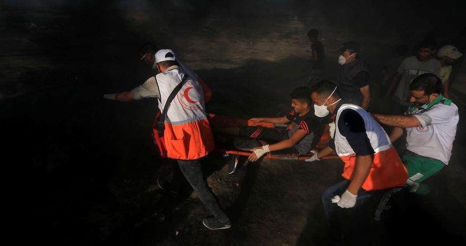 Un palestinese ucciso, 220 feriti in Grande Marcia del Ritorno