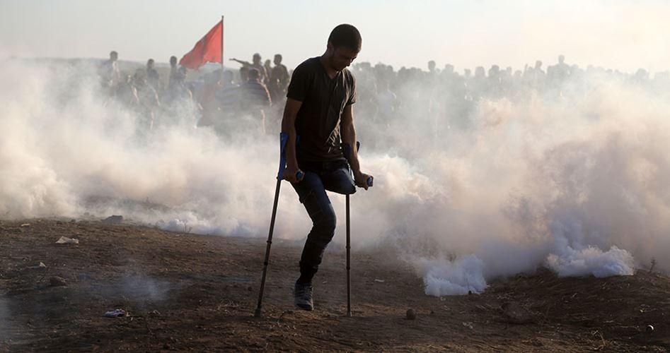 """Il ministero della Sanità palestinese: """"Civili presi di mira deliberatamente e direttamente dalla forze israeliane"""""""