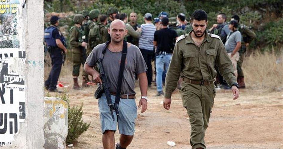 Israele concede il porto d'armi a centinaia di migliaia di coloni