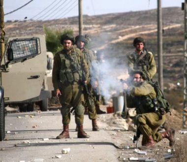 Aggressioni di soldati e coloni israeliani in Cisgiordania