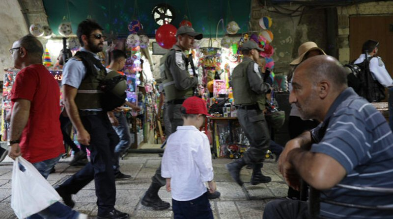 Gerusalemme: il costo dell'occupazione
