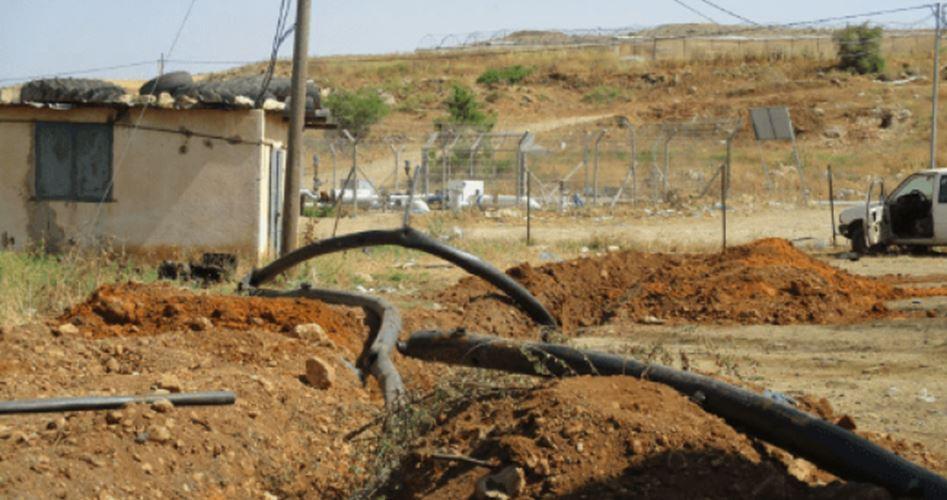 Israele taglia fornitura idrica di una scuola palestinese