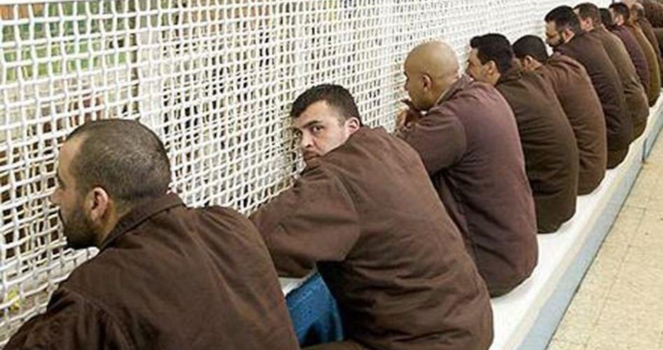 48 palestinesi nelle carceri israeliane da più di 20 anni