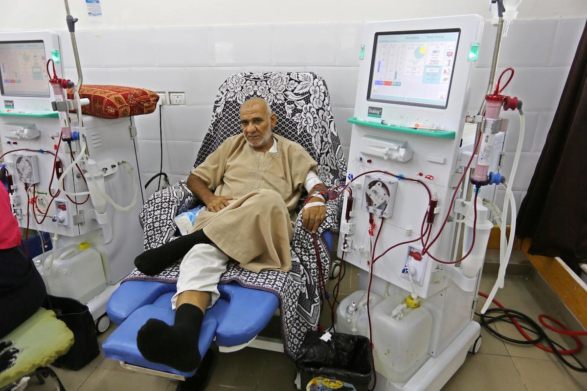 OMS rifornisce Gaza con medicinali per eventi traumatici