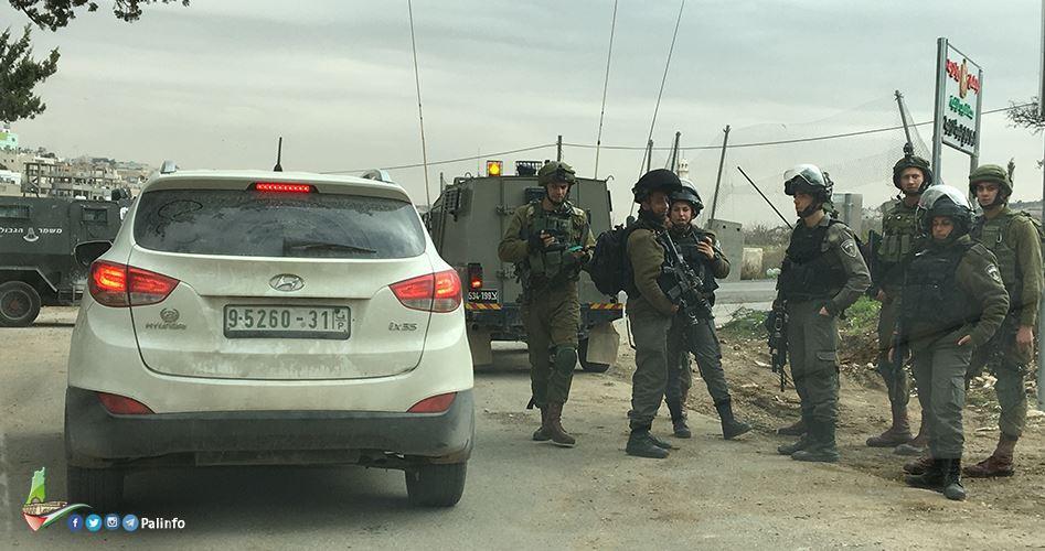 5 minorenni palestinesi arrestati durante scontri a Beit Ummar