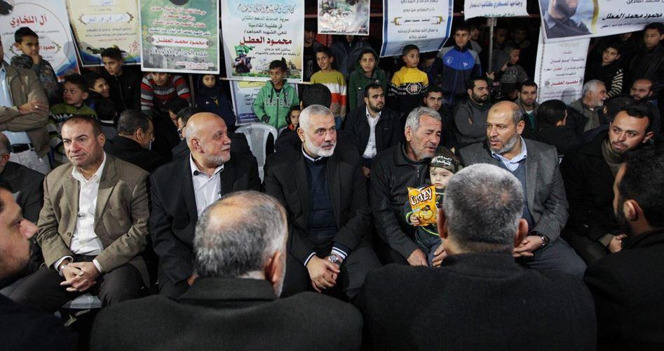 PIC: Ministro israeliano chiede omicidio dei leader palestinesi di Gaza