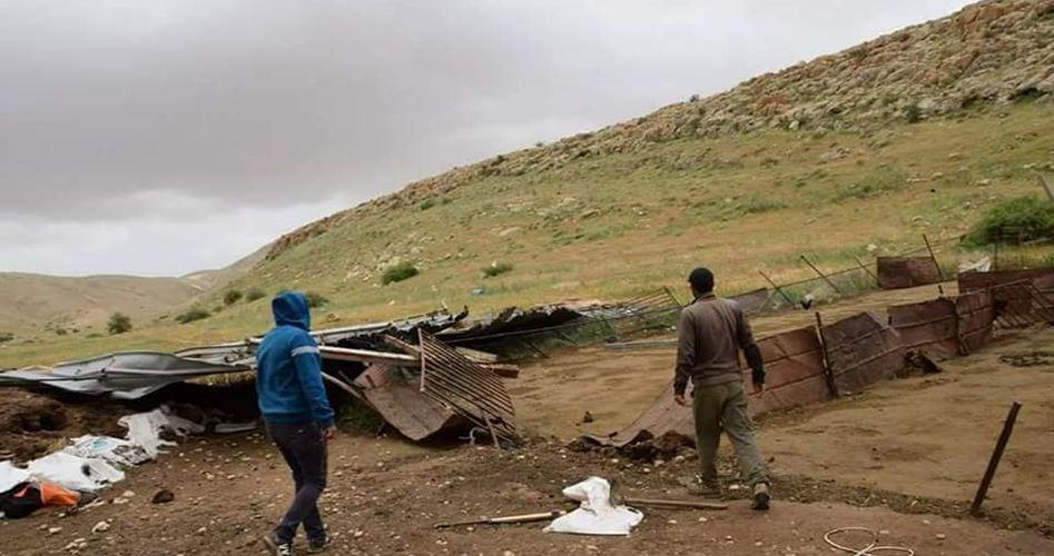Coloni aggrediscono pastori palestinesi a Khillet Hamad