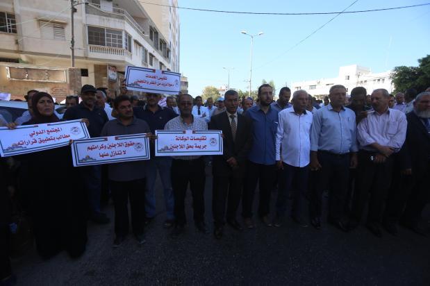 Staff UNRWA a Gaza entrerà in sciopero