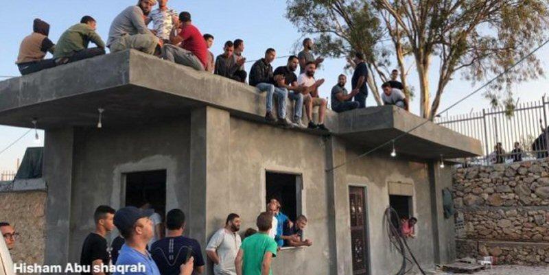 Palestinesi di Betlemme si radunano in case minacciate di demolizione