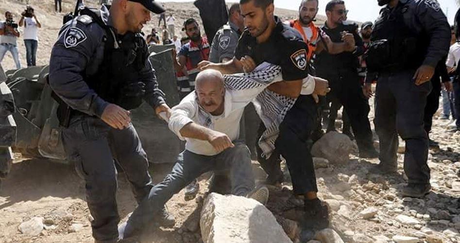Occupazione israeliana espellerà abitanti da Khan Ahmar questa settimana