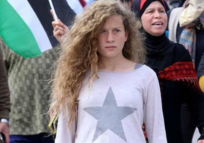 """Ahed Tamimi: """"Chi sono? Sono una ragazza palestinese"""""""