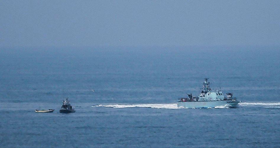 Attacco della marina israeliana contro i pescatori di Gaza