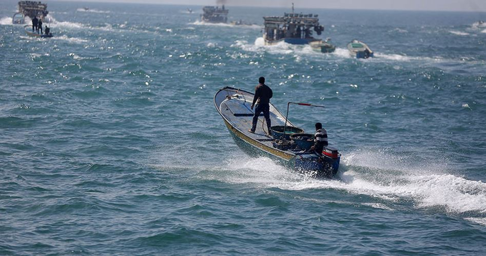 La Marina israeliana attacca i pescatori di Gaza in acque gazawi