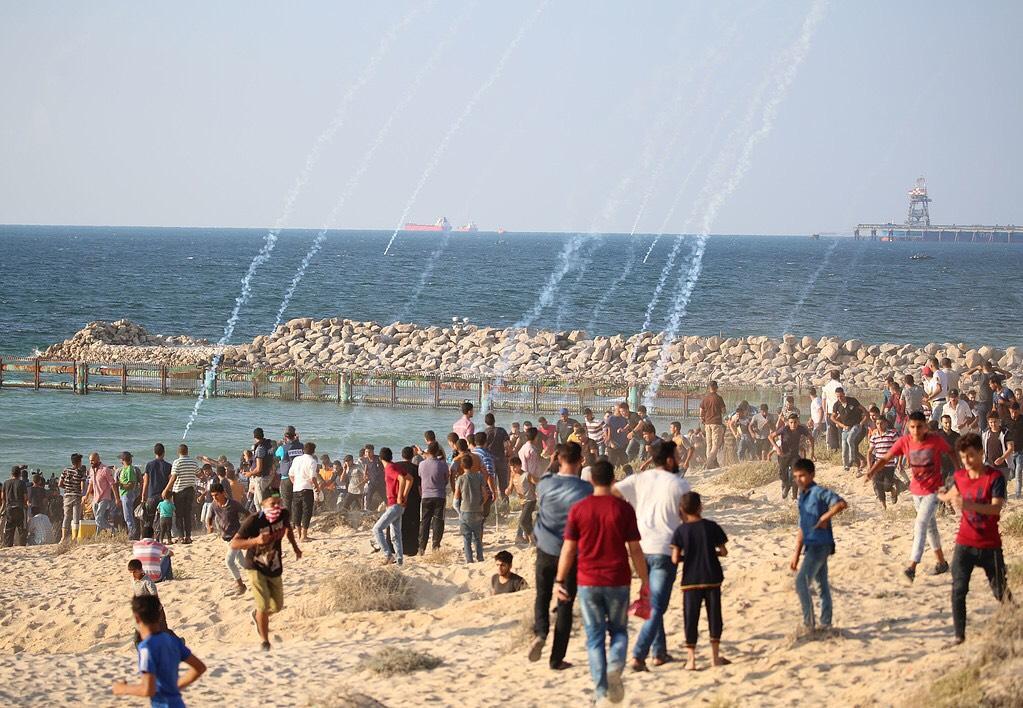 Striscia di Gaza, flottiglia contro l'assedio: 95 tra feriti e asfissiati dalle forze israeliane