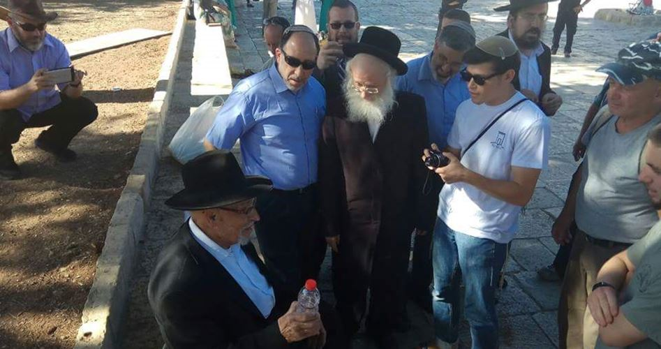 Gerusalemme, 440 coloni invadono al-Aqsa per la festa di Sukkot