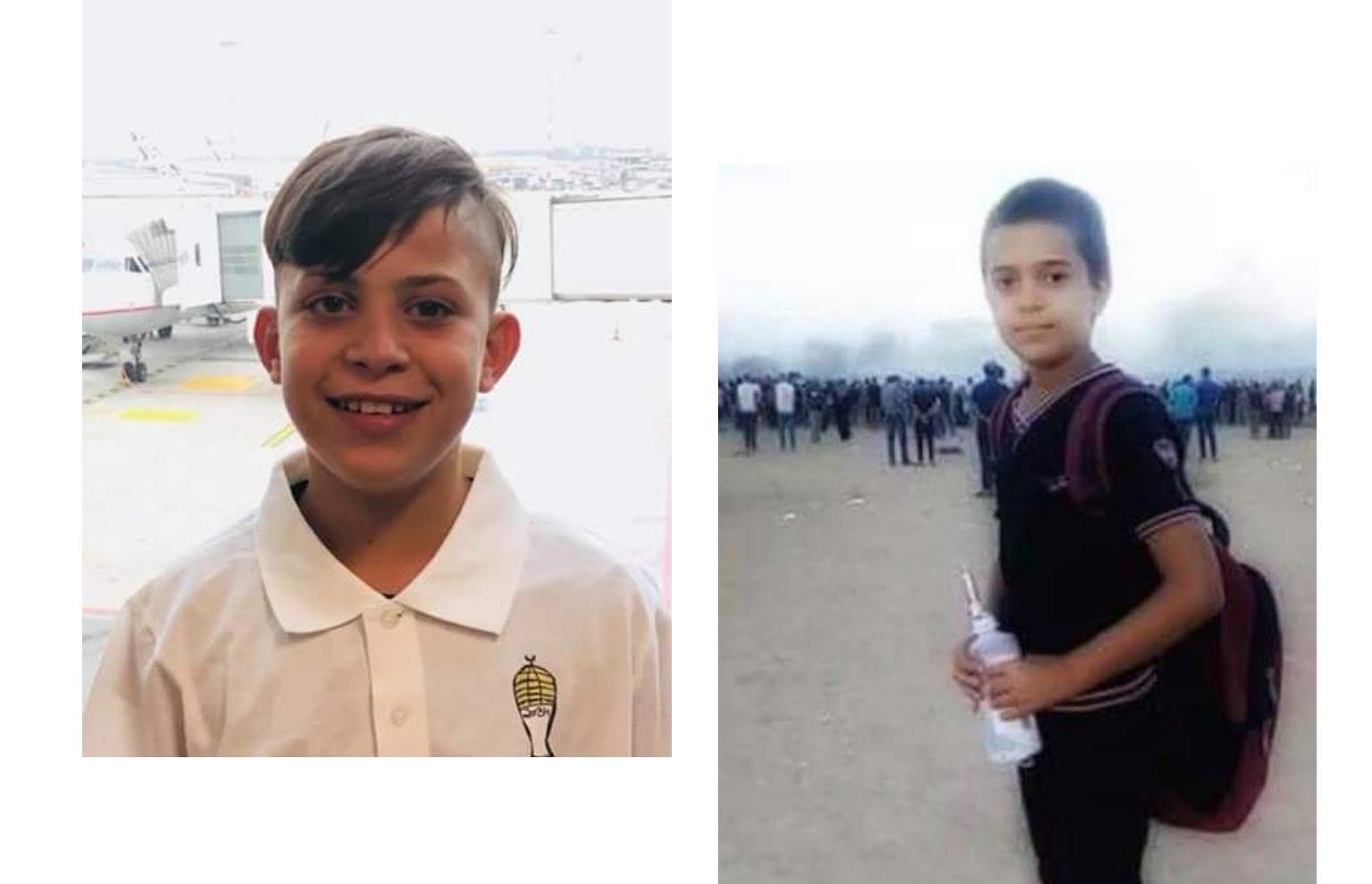 Bambini palestinesi senza infanzia