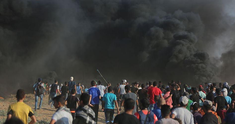 Tre Palestinesi uccisi nelle proteste ai confini di Gaza