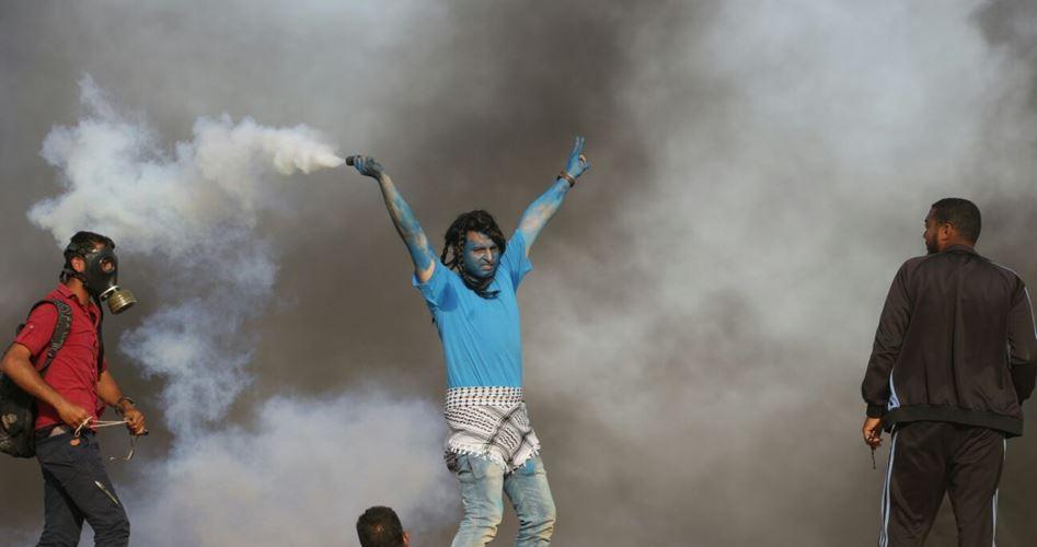 Striscia di Gaza, Grande Marcia del Ritorno: 240 Palestinesi tra feriti e asfissiati dalle forze israeliane