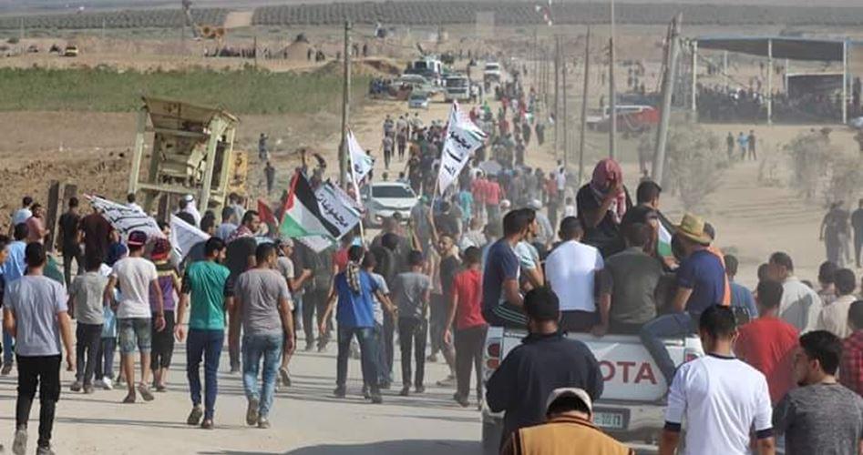 Striscia di Gaza, 7 palestinesi uccisi e 500 feriti dalle forze israeliane