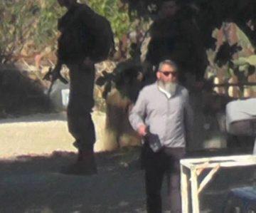 Soldati israeliani ustionano bambino di 10 anni con spray al peperoncino