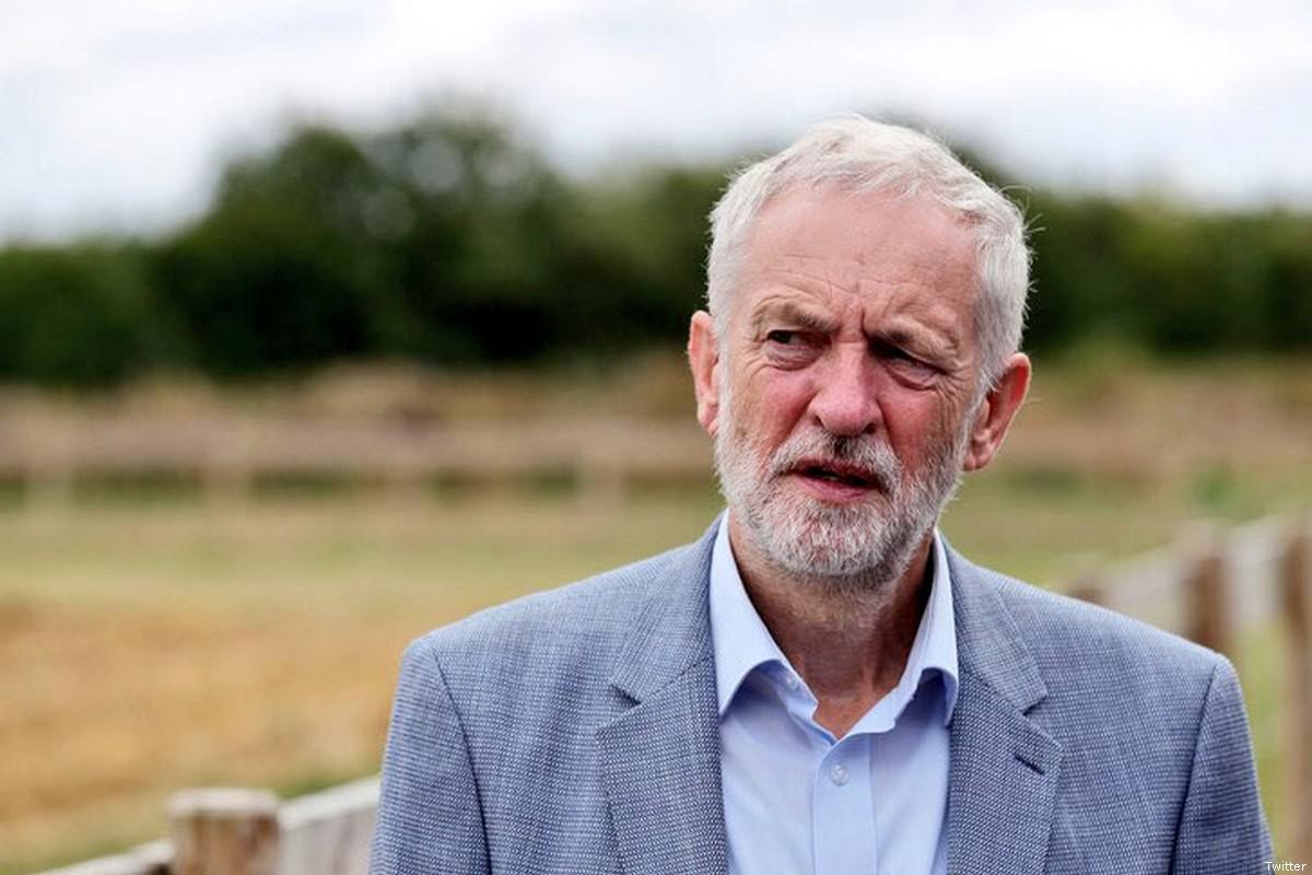"""Corbyn: """"Il governo laburista riconoscerà la Palestina non appena entrerà in carica"""""""