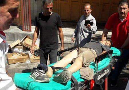 Colono israeliano investe ragazzo nella città di Hebron