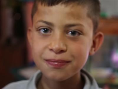 Bambini palestinesi nel mirino dei soldati israeliani