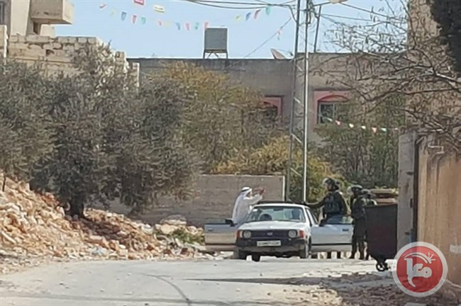 Forze israeliane feriscono 13enne palestinese vicino Kafr Qaddum