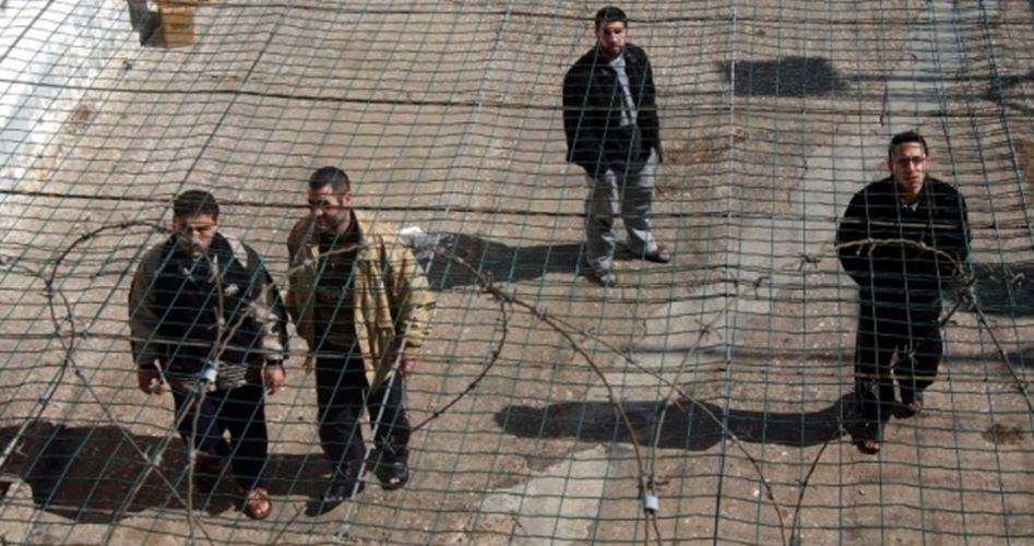 Prigionieri palestinesi soffrono a causa di cattive condizioni di detenzione
