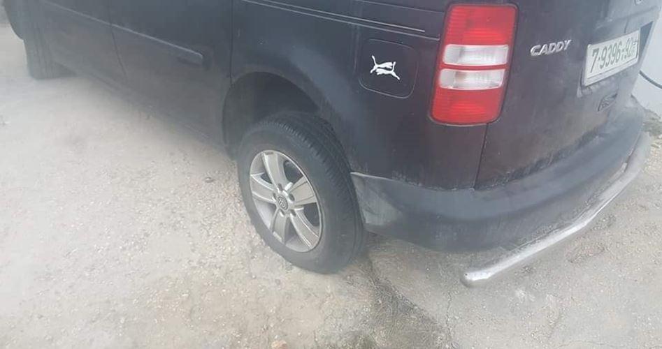 Decine di auto palestinesi vandalizzate da coloni