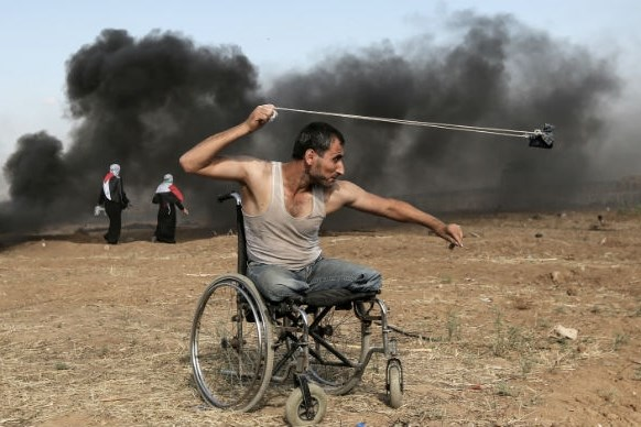Foto-giornalista palestinese vince premio francese in concorso per corrispondenti di guerra