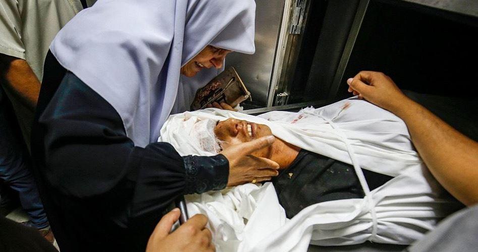 Minorenne ucciso dalle IOF durante manifestazione a Gaza