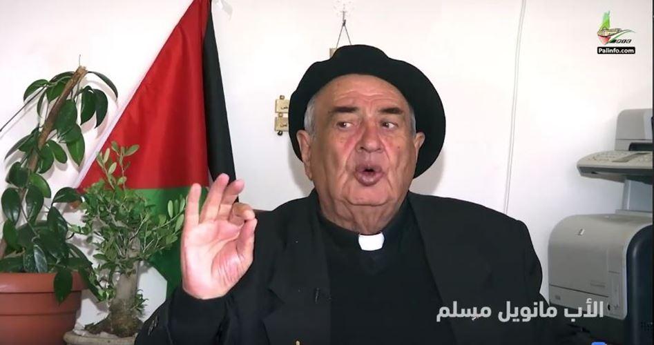 Padre Musallam loda i gazawi per la loro resistenza contro embargo e violenze d'Israele