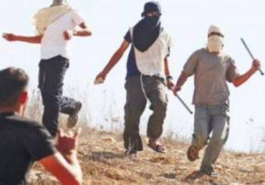 Guardia coloniale attacca due palestinesi vicino Nablus